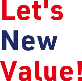 Let's New Value!